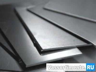 Лист алюминиевый 1х1200x3000 мм А5Н